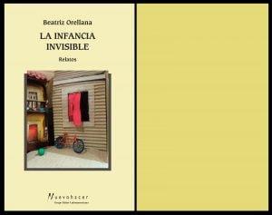 Tapa del libro de Beatriz Orellana.