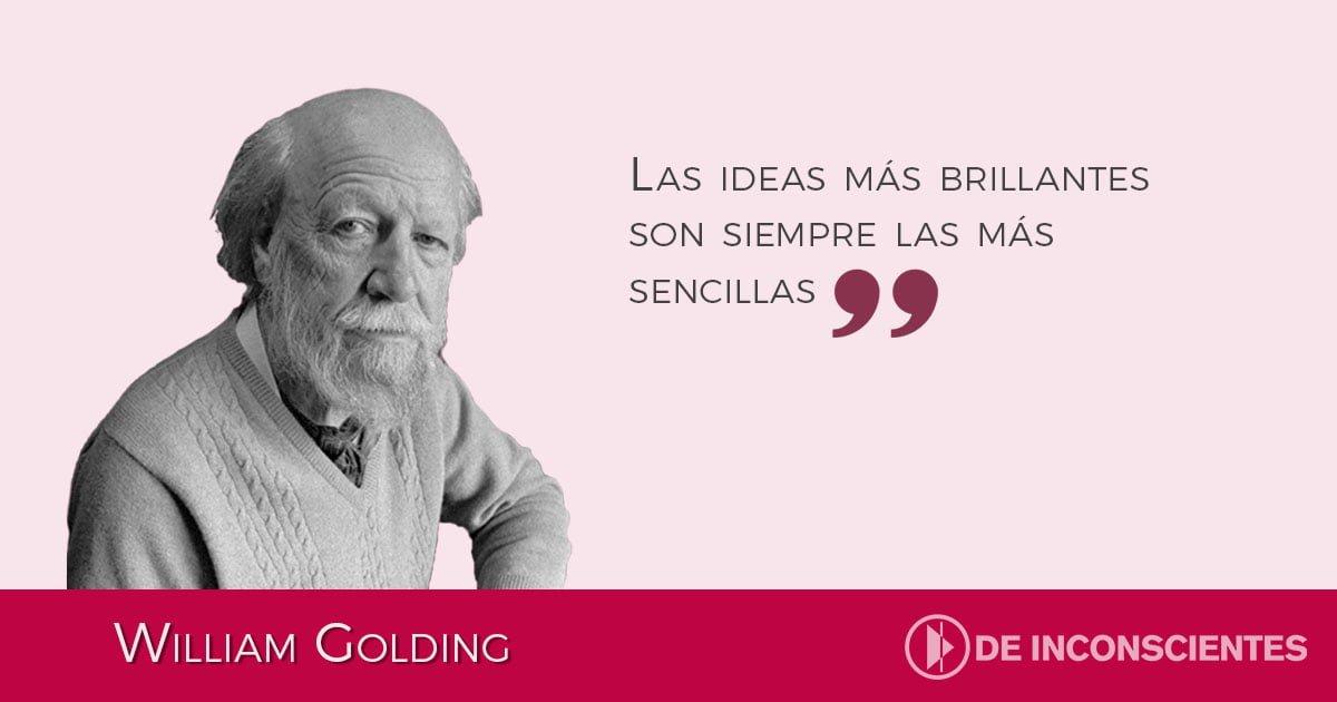 William Golding Obtiene El Premio Nobel De Inconscientes
