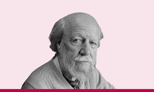 William Golding – Obtiene el premio Nobel
