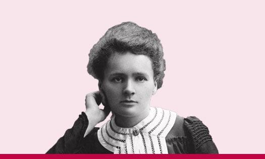 Marie Curie anuncia el descubrimiento del radio