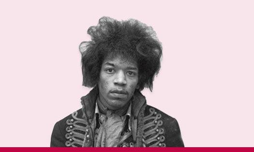 Jimi Hendrix – Quema su guitarra