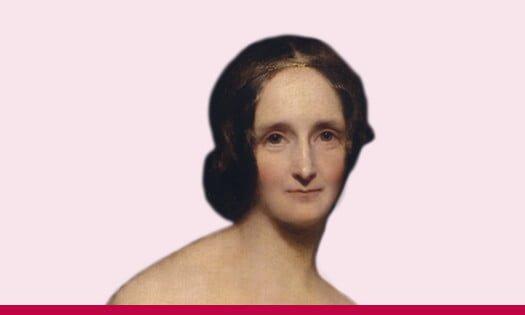 Mary Shelley jugando con amigos creó a Frankenstein y así a la ciencia ficción