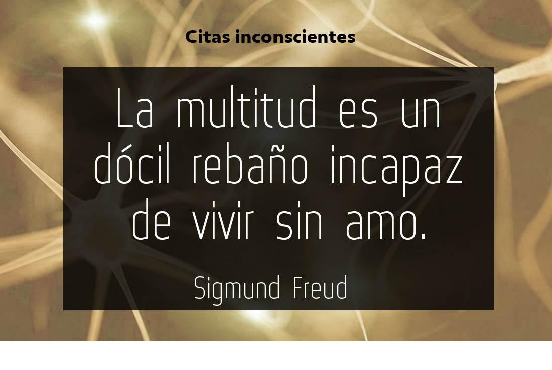 Rebaño - Sigmund Freud