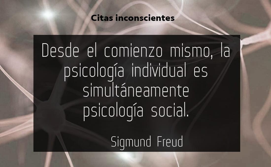 Psicología social - Sigmund Freud