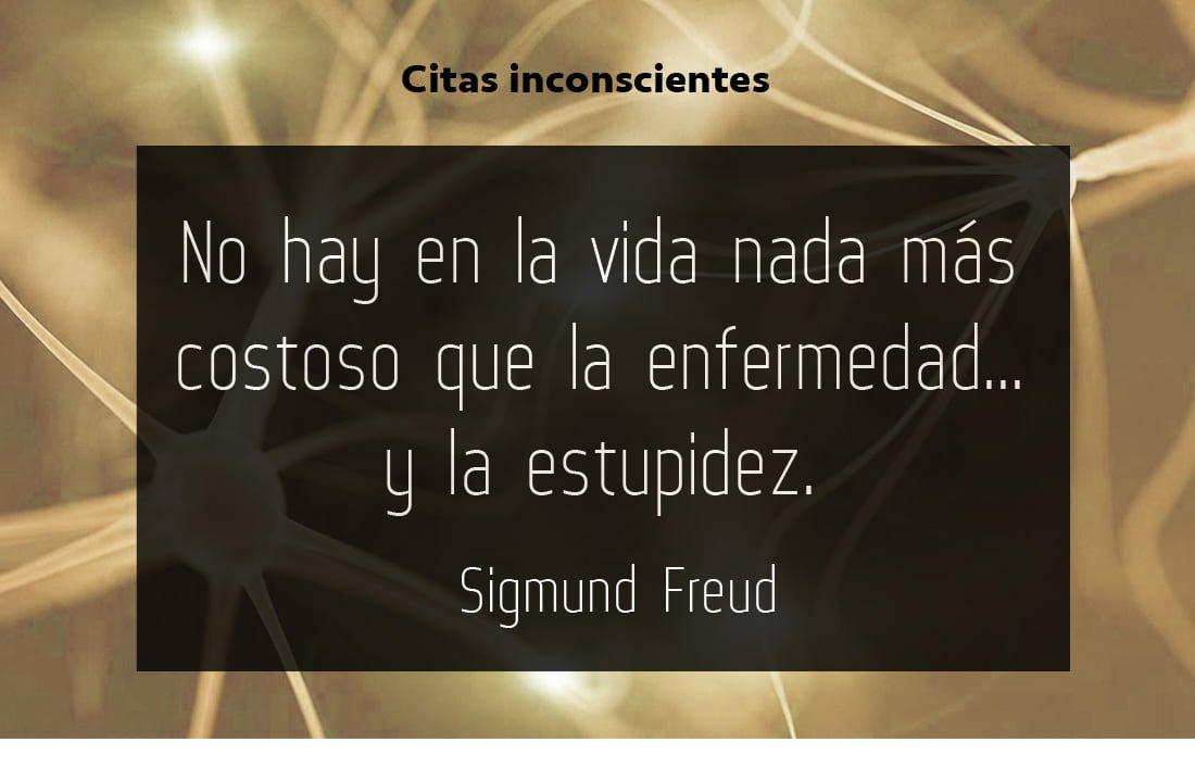 Enfermos de estupidez - Sigmund Freud