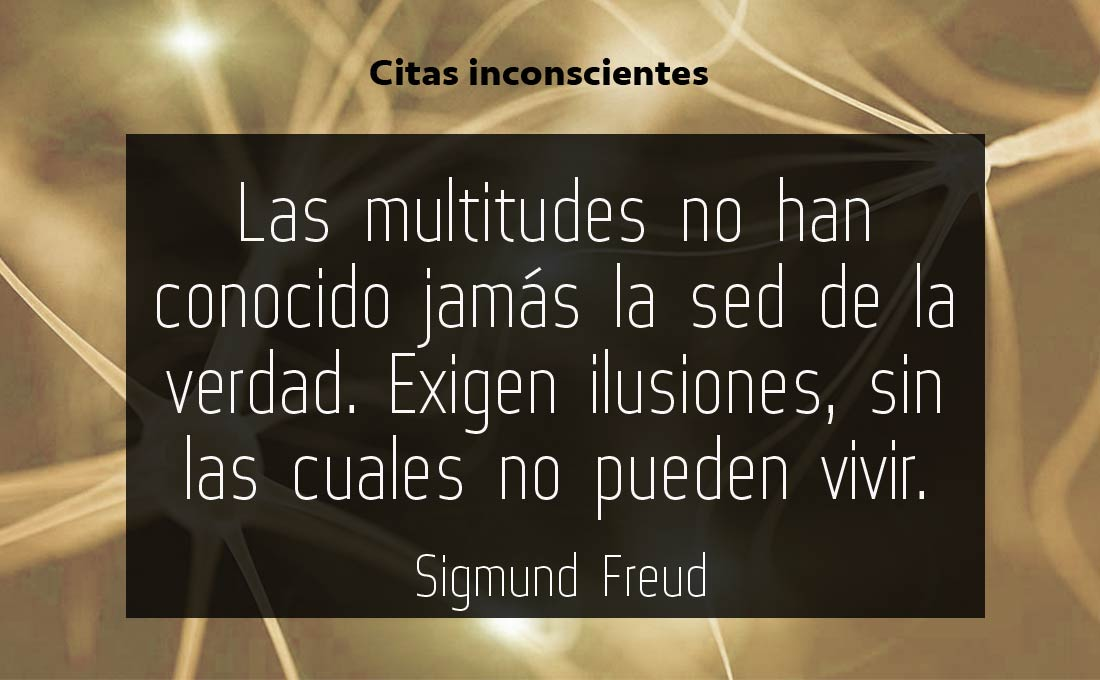 Espejitos de colores - Sigmund Freud