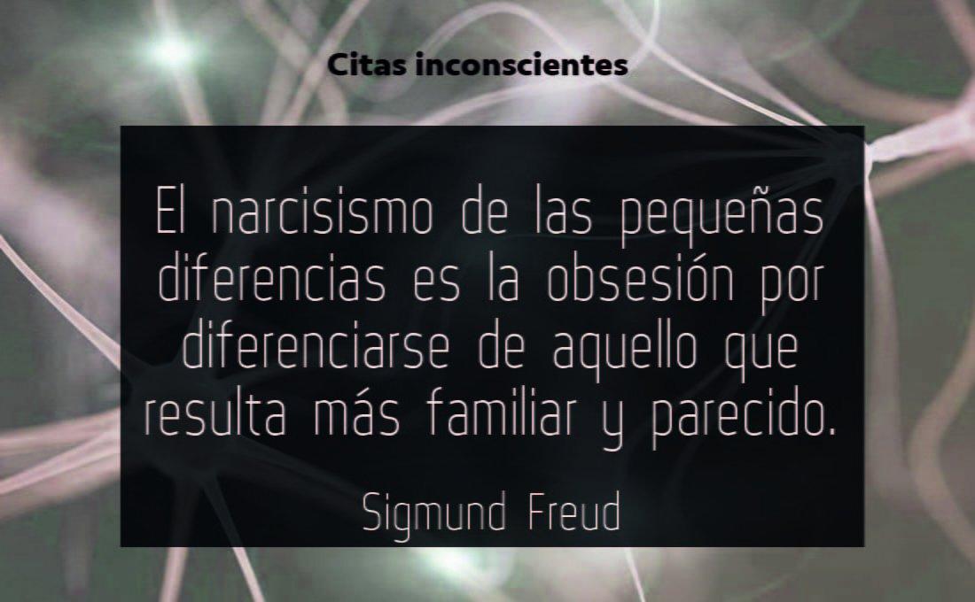 Pequeños Narcisos - Sigmund Freud