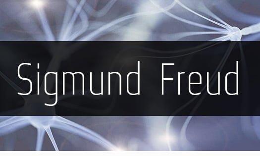 No puedo vivir sin tí – Sigmund Freud